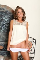 Presley Hart in upskirts and panties gallery from ATKPETITES - #8