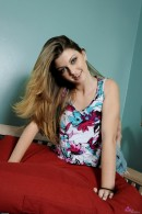 Staci Silverstone in masturbation gallery from ATKPETITES - #9
