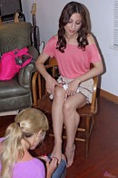 Alexa Rydell in behind the scenes gallery from ATKPETITES - #1