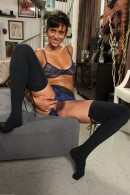 Sonya in exotic and hairy gallery from ATKPETITES - #11