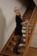 Angie in scary hairy gallery from ATKPETITES - #1