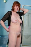 Strekoza in mature and hairy gallery from ATKPETITES - #10