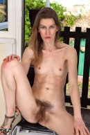 Katie Daze in scary hairy gallery from ATKPETITES - #6
