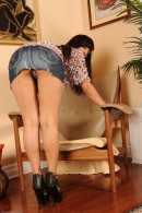 Alliyah Sky in upskirts and panties gallery from ATKPETITES - #9
