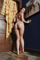 Katie St Ives in upskirts and panties gallery from ATKPETITES - #15