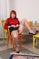 Strekoza in mature and hairy gallery from ATKPETITES - #13