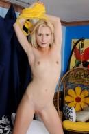 Odette Delacroix in masturbation gallery from ATKPETITES - #13