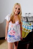 Ashley Stone in masturbation gallery from ATKPETITES - #1