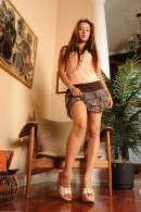 Sohley Cancino in upskirts and panties gallery from ATKPETITES - #1