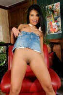 Cindy Starfall in upskirts and panties gallery from ATKPETITES - #2