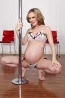 Kelly Klass in pregnant gallery from ATKPETITES - #1