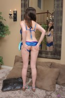 Ally Evans in lingerie gallery from ATKPETITES - #1