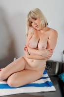 Lady Monroe in masturbation gallery from ATKPETITES - #15