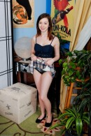 Ally Evans in coeds gallery from ATKPETITES - #1