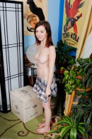 Ally Evans in coeds gallery from ATKPETITES - #2