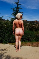 Lady Monroe in nudism gallery from ATKPETITES - #13