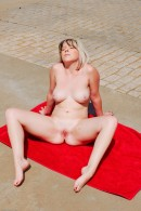 Lady Monroe in nudism gallery from ATKPETITES - #4