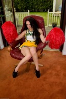 Samantha Bentley in upskirts and panties gallery from ATKPETITES - #9
