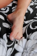 Mandy Armani in footfetish gallery from ATKPETITES - #9
