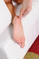 Bliss Dulce in footfetish gallery from ATKPETITES - #8