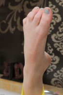 Tyla Tione in footfetish gallery from ATKPETITES - #12