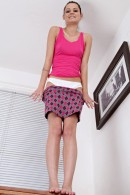 Mimi Rayne in upskirts and panties gallery from ATKPETITES - #10