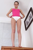 Mimi Rayne in upskirts and panties gallery from ATKPETITES - #11