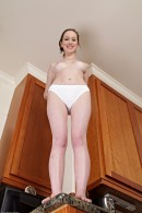 Ally Evans in upskirts and panties gallery from ATKPETITES - #15