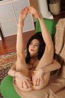 Aiden Ashley in masturbation gallery from ATKPETITES - #6