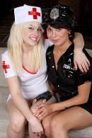 Jayden Pierson & Mila Beth in lesbian gallery from ATKPETITES - #1