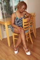 Vixen Fyre in black women gallery from ATKPETITES - #8