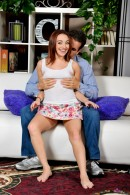 Khloe Kush in action gallery from ATKPETITES - #1