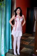 Alexis Blaze in uniforms gallery from ATKPETITES - #1