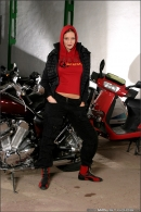 Sandra Shine in Bike Shop Babe gallery from MPLSTUDIOS - #1