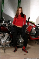 Sandra Shine in Bike Shop Babe gallery from MPLSTUDIOS - #16