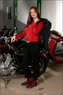 Sandra Shine in Bike Shop Babe gallery from MPLSTUDIOS - #18