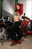 Sandra Shine in Bike Shop Babe gallery from MPLSTUDIOS - #7