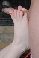 Mary Jane Mayhem in footfetish gallery from ATKPETITES - #12