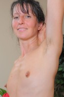 Oksana in mature and hairy gallery from ATKPETITES - #12