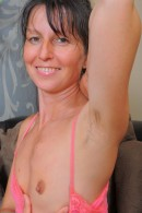 Oksana in mature and hairy gallery from ATKPETITES - #9
