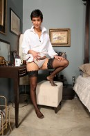 Sonya in upskirts and panties gallery from ATKPETITES - #10
