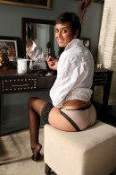 Sonya in upskirts and panties gallery from ATKPETITES - #9