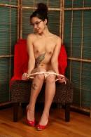 Miyu in upskirts and panties gallery from ATKPETITES - #5