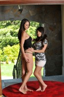 Tiffany Thompson & Layla Rose in lesbian gallery from ATKPETITES - #9