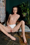 Katie Marie in masturbation gallery from ATKPETITES - #15