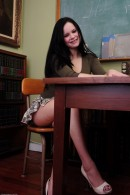 Jenna J Ross in upskirts and panties gallery from ATKPETITES - #1