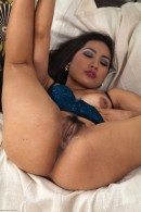 Amy Latina in exotic and hairy gallery from ATKPETITES - #3