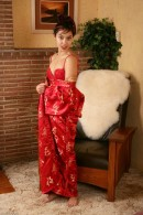 Miyu in exotic and hairy gallery from ATKPETITES - #14