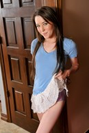 Ashley Shannon in upskirts and panties gallery from ATKPETITES - #1