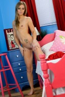 Nicole in upskirts and panties gallery from ATKPETITES - #6